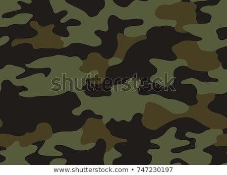 Pustyni kamuflaż piasku moda wojny Zdjęcia stock © timurock