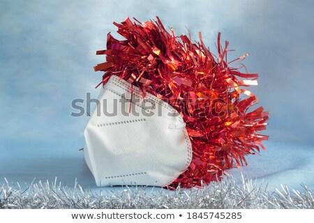 Natal projetos inteiro conjunto detalhado Foto stock © bonathos