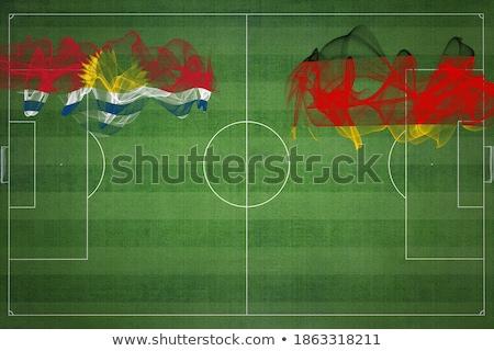 Germany and Kiribati Flags  Stock photo © Istanbul2009