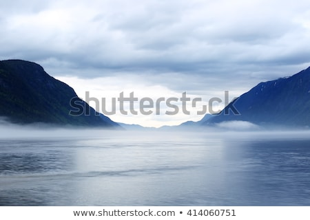 mist over water stock photo © ecopic