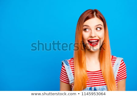Incredible Surprise. Good News Stock photo © filipw
