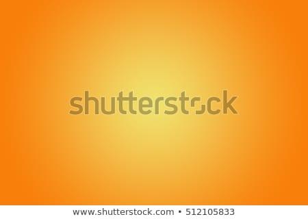 Oranje warm harmonisch achtergrond Stockfoto © meinzahn