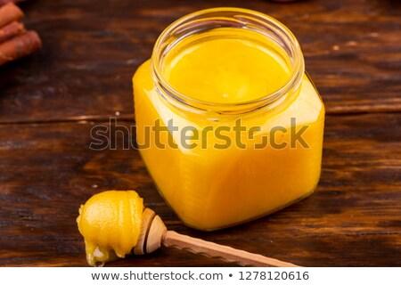 Honey squares Stock photo © Digifoodstock