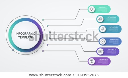 graphs_charts Stock photo © bluering