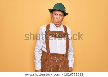 Emotions and Oktoberfest. stock photo © Fisher