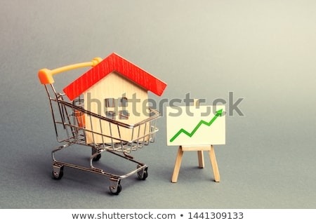 home sales increase stock photo © lightsource