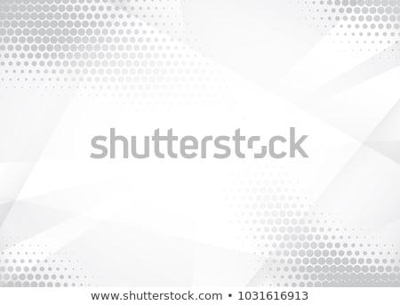 Sol medios tonos vector diseno círculo tecnología Foto stock © blaskorizov