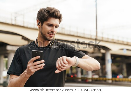 senior · empresário · tempo · negócio · pessoas - foto stock © pressmaster