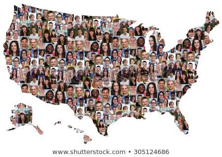 United States Diversity Stock photo © Lightsource