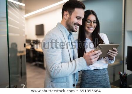 ufficio · donna · lavoro · business · donne - foto d'archivio © robuart