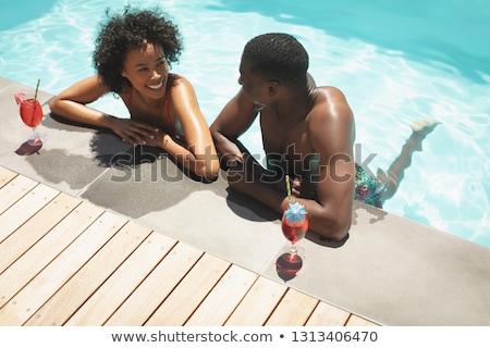 Widoku szczęśliwy młodych para Zdjęcia stock © wavebreak_media