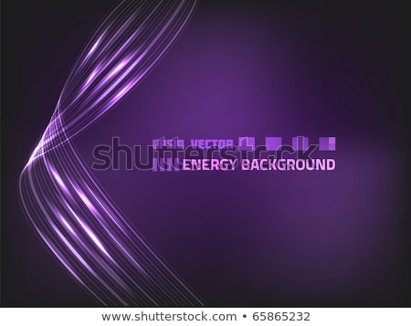Purple Fractal Twirl Stock photo © ArenaCreative