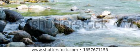 ストリーム 川 自然 クール オレゴン州 ストックフォト © craig