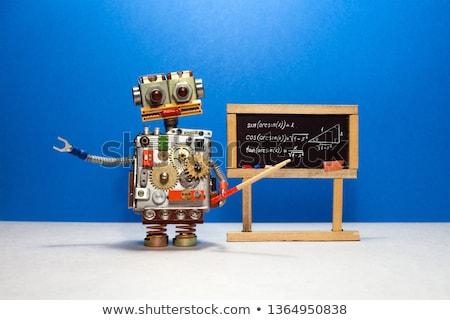 школы бумаги фон университета обучения исследований Сток-фото © ruigsantos