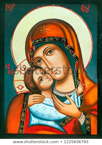 old orthodox icon Stock photo © smithore