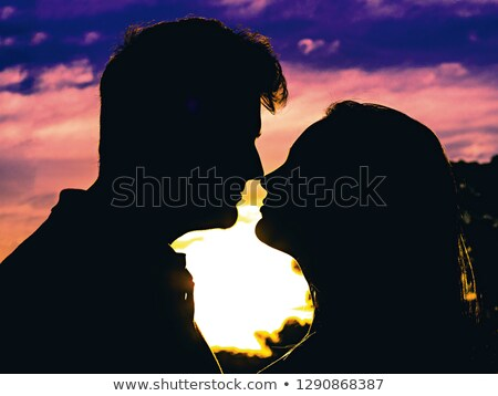 Young couple in a solarium Stock photo © photography33