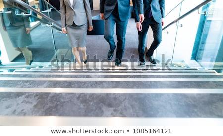 Legs of business people  stock photo © wavebreak_media