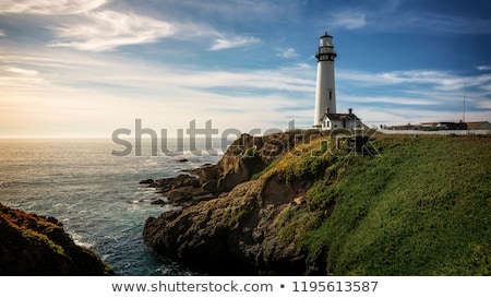 Pigeon Point Lighthouse Stock photo © wolterk