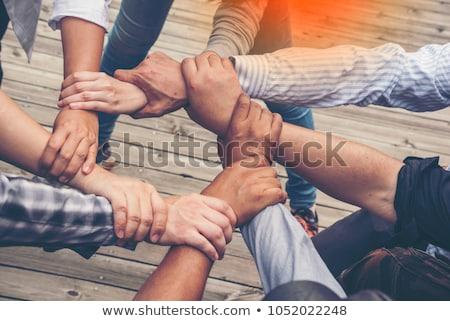 Join us group Stock photo © burakowski