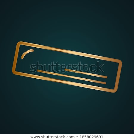 Doctor Gold Vector Icon Button Stock photo © rizwanali3d