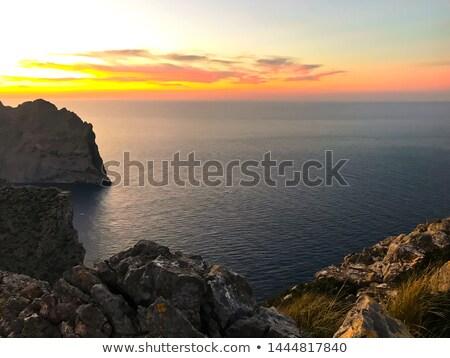 Сток-фото: Майорка · острове · Испания · природы · пейзаж · морем