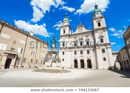 Salzburg Cathedral Stock photo © Spectral
