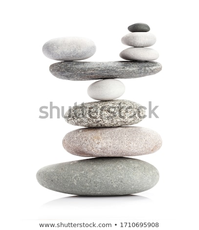 Pebbles stack Stock photo © blasbike
