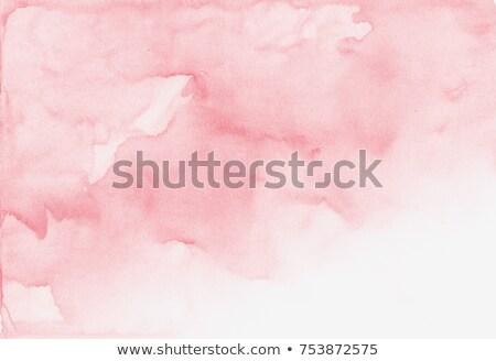abstract · heldere · kleurrijk · aquarel · verf · effect - stockfoto © balasoiu
