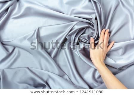 Smooth elegant silk Stock photo © ozaiachin