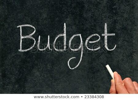 финансовых · плана · текста · зеленый · совета · группа - Сток-фото © fuzzbones0