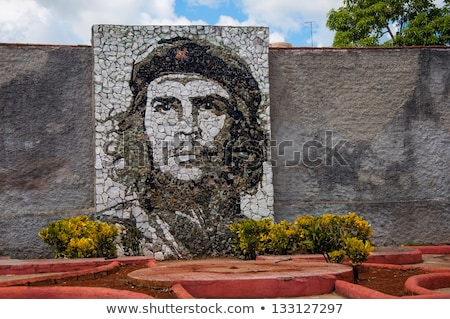 Monument for Che Guevara in Cuba Stock photo © Hofmeester