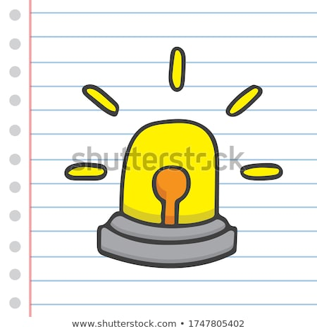 luz · esboço · ícone · teia · móvel · infográficos - foto stock © rastudio