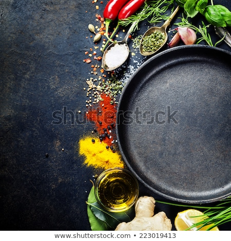 Aphrosdisiac Food Selection Stock photo © marilyna