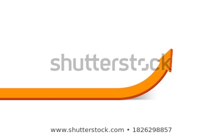 Pijlen verplaatsen omhoog succes verschillend transparant Stockfoto © romvo