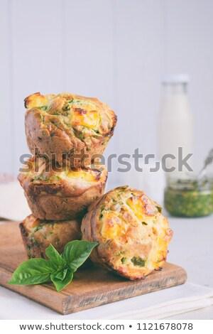 шпинат Sweet картофель сыра белый Сток-фото © Melnyk