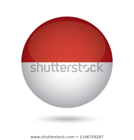 Rozet dizayn Endonezya bayrak örnek arka plan Stok fotoğraf © colematt