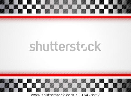 名刺 ドライバ レース eps10 ビジネス 車 ストックフォト © Ecelop