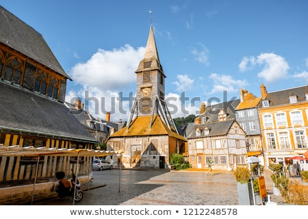 Church of Saint Catherine, Honfleur Stock photo © borisb17