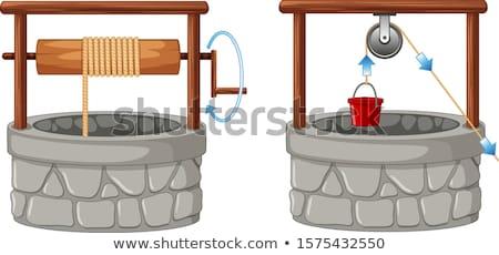 два древесины технологий фон искусства машина Сток-фото © bluering