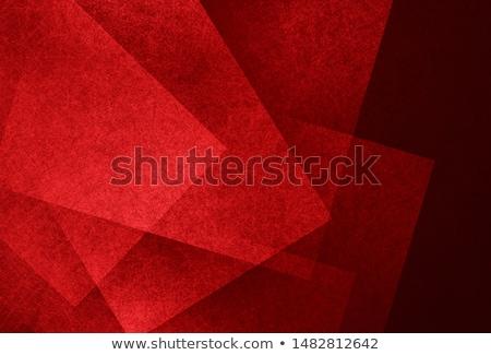 kırmızı · doku · soyut · dizayn · arka · plan - stok fotoğraf © Alkestida