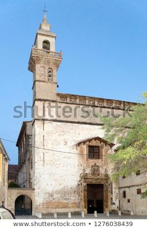 Convento Santa Clara Palma de Mallorca Balearic islands Stock photo © lunamarina