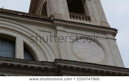 church of Trinita dei Monti in Rome Italy  Stock photo © vladacanon