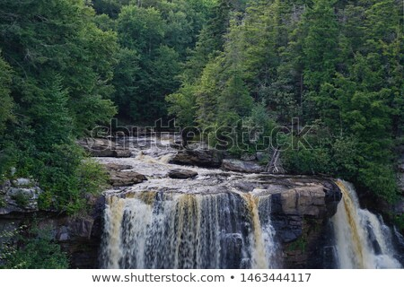 Blackwater Falls, Davis, Tucker County, West Virginia stock photo © Kenneth_Keifer