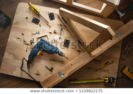 Electric drill Stock photo © Stocksnapper