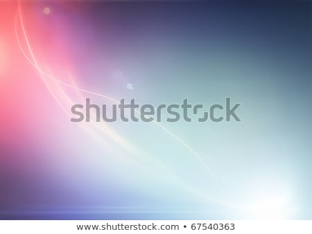 Pink aura light abstract background Stock photo © Kheat