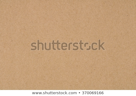 Cardboard Texture Stock photo © stockyimages