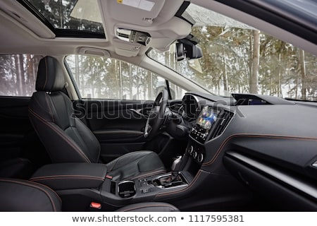 Side view of car interior Stock photo © zzve
