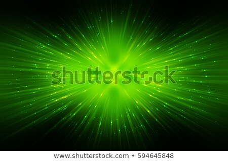 Green Fractal Stock photo © hlehnerer