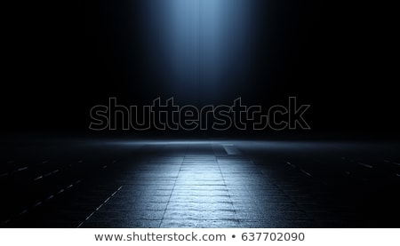 Abstract dark tech grunge texture Stock photo © saicle