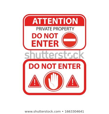 Foto stock: Lei · assinar · praça · vetor · vermelho · ícone
